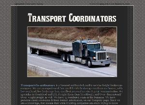 Transport-Coordinators, freight brokering